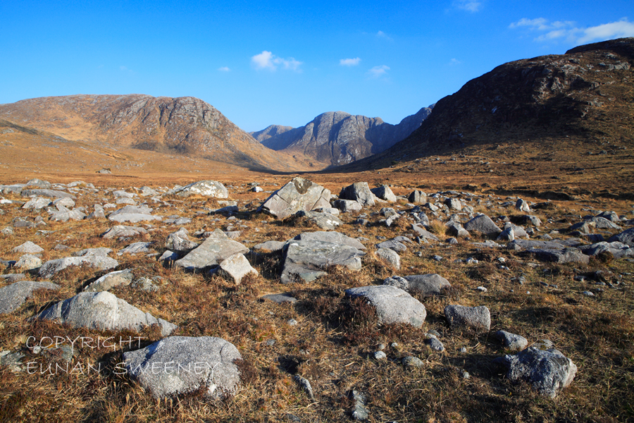 The  Poisoned  Glen. Co. Donegal
